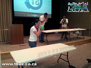 Minute to Win It Team Building Cape Town