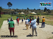 Volleyball Team Building Activity Cape Town