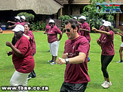Conco Tribal Survivor Team Building Kempton Park