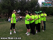 Trust Based Team Building Exercise