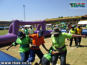 Department of Agriculture Corporate Fun Day Team Building Event in Pretoria