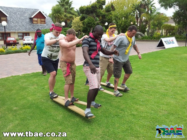 Expro Gulf Team Building Durbanville Cape Town
