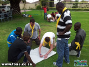 Expro Gulf Tribal Survivor Team Building Cape Town