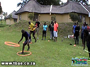 Team Building event at Shumba Valley Lodge