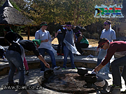 Axis Communications Potjiekos Cooking Team Building Johannesburg