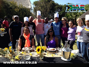 FNB Potjiekos Cooking Team Building Pretoria