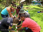 Marsh Corporate Fun Day Team Building Event in Johannesburg