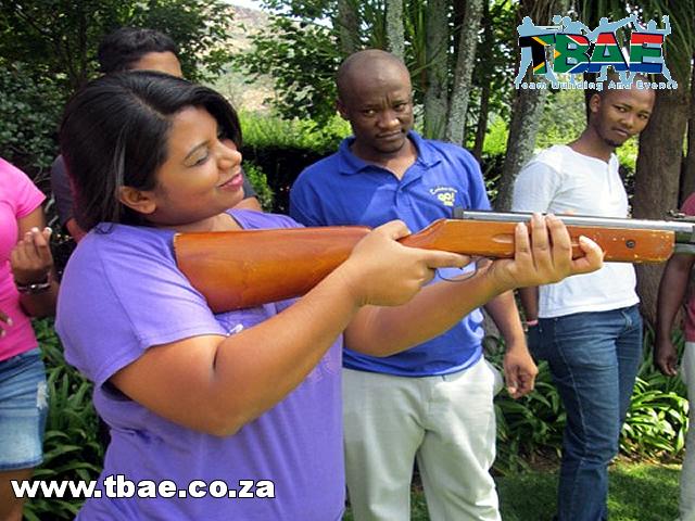 Air Rifle Shooting Team
