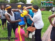 Bucket Challenge Team Building Event