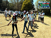 Unisa Team Building Event at Magalies Manor
