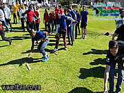 Lava Flow Team Building Exercise