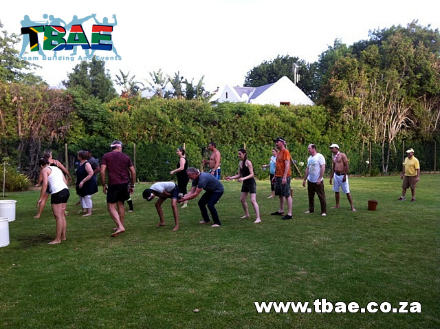 Corporate Team Building Cape Town