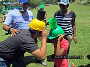 Nurcha Corporate Fun Day Team Building Event in Johannesburg