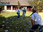 Standard Bank Corporate Fun Day Team Building Event in Johannesburg