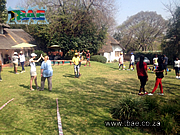 Swift Silliker Corporate Fun Day Team Building Event in Johannesburg