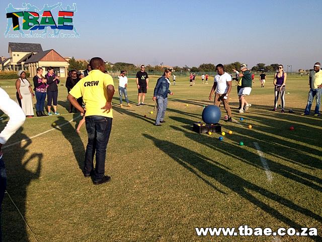 Vodacom Team Building Event Pretoria Gauteng