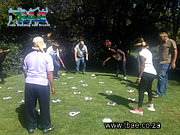 World Vision International Corporate Fun Day Team Building Event in Johannesburg