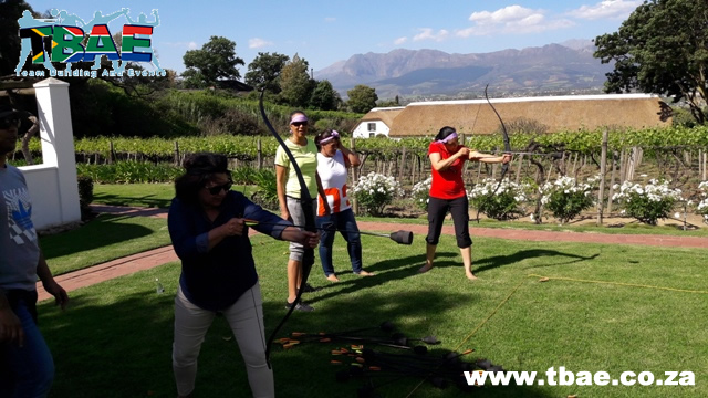 Adidas Hitting The Target Team Building Paarl