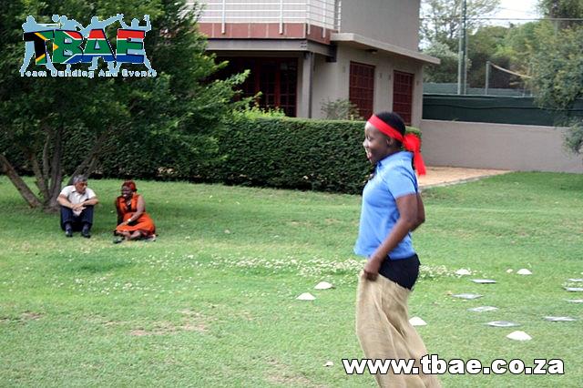 Outdoor Team Building Activities In Johannesburg