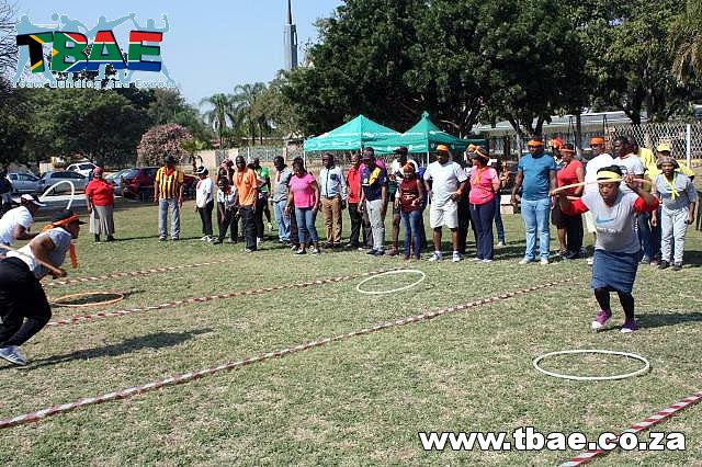 Ephraim Mogale Municipality Tribal Survivor Team Building