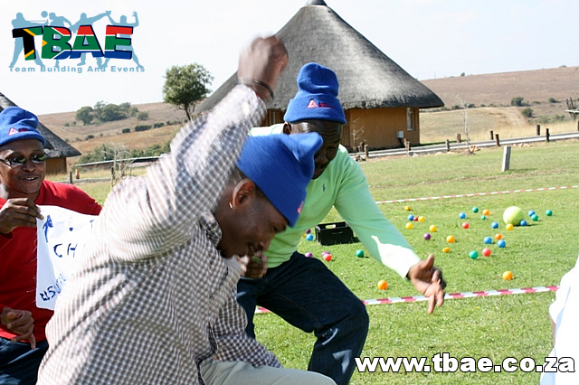 Kwena Training Tribal Survivor Team Building Mokopane