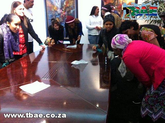 Merchant Commercial Finance Minute To Win It Team Building