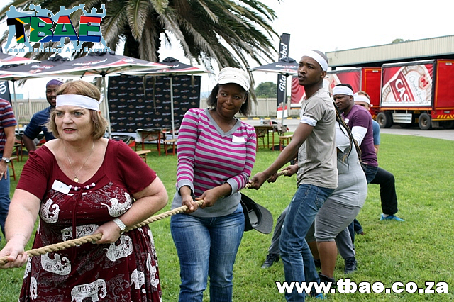 Sab Miller Corporate Fun Day Team Building Potchefstroom