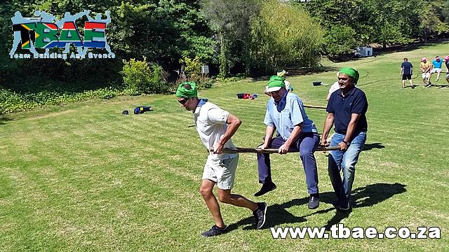 Xylem Tribal Survivor Team Building Cape Town