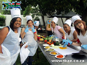 Broll Facilities Management Potjiekos Cooking Team Building Johannesburg