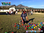 Distell SA Mini Olympics and Hitting Target Team Building Cape Town