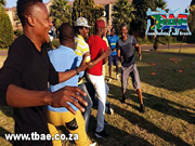 Corporate Fun Day Team Building Pretoria