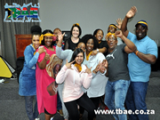 FHI 360 Team Building Pretoria