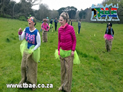Boeresport Sack Race Team Building