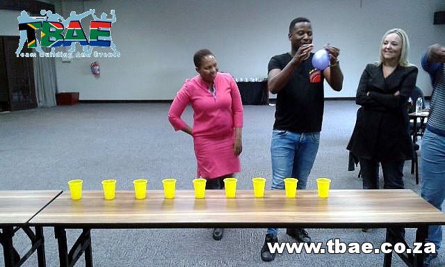 Combo Indoor Team Building Activity Teambuilding Events