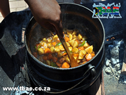 St Peters College  Potjiekos Cooking Team Building Johannesburg