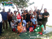 Vaal University of Technology Creative Construction Team Building in Secunda