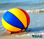 Beach Ball Relay Team Building Exercise