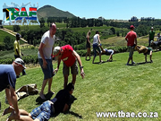 Boeresport team building games