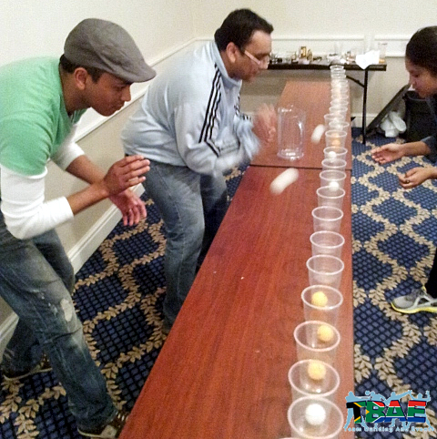 Minute To Win It Team Building Activity Teambuilding Events