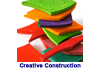 Creative Construction Team Building Activity