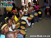 Department of Home Affairs Drumming Event