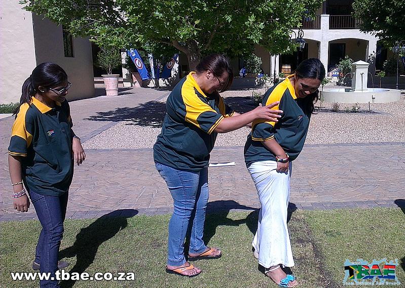 Engen Minute To Win It Team Building Stellenbosch Cape Town