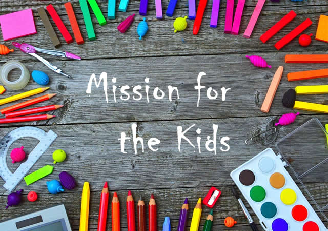 Mission for the Kids Charity Team Building Activity
