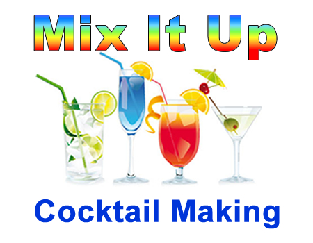 Mix It Up Cocktail Making Team Building Acivity