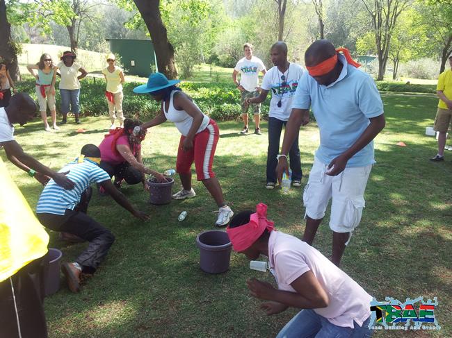 Nedbank Team Building Event Muldersdrift Gauteng