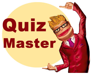 Image result for images of the Quiz Master