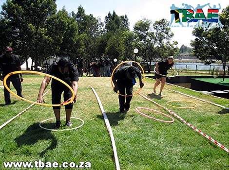 SA Mini Olympics Team Building Activity