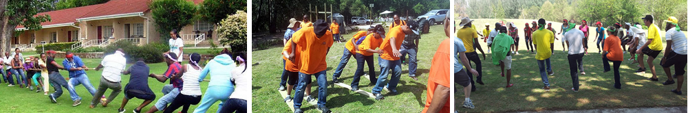 Team Building Venues in South Africa