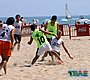 Beach Soccer Team Building Exercise