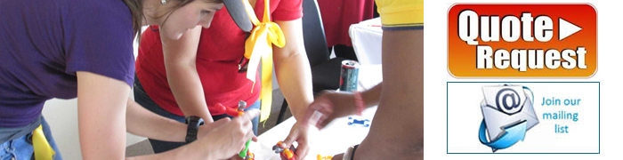 team building events and activities